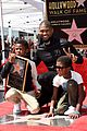 usher hollywood walk of fame star 20
