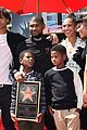 usher hollywood walk of fame star 25