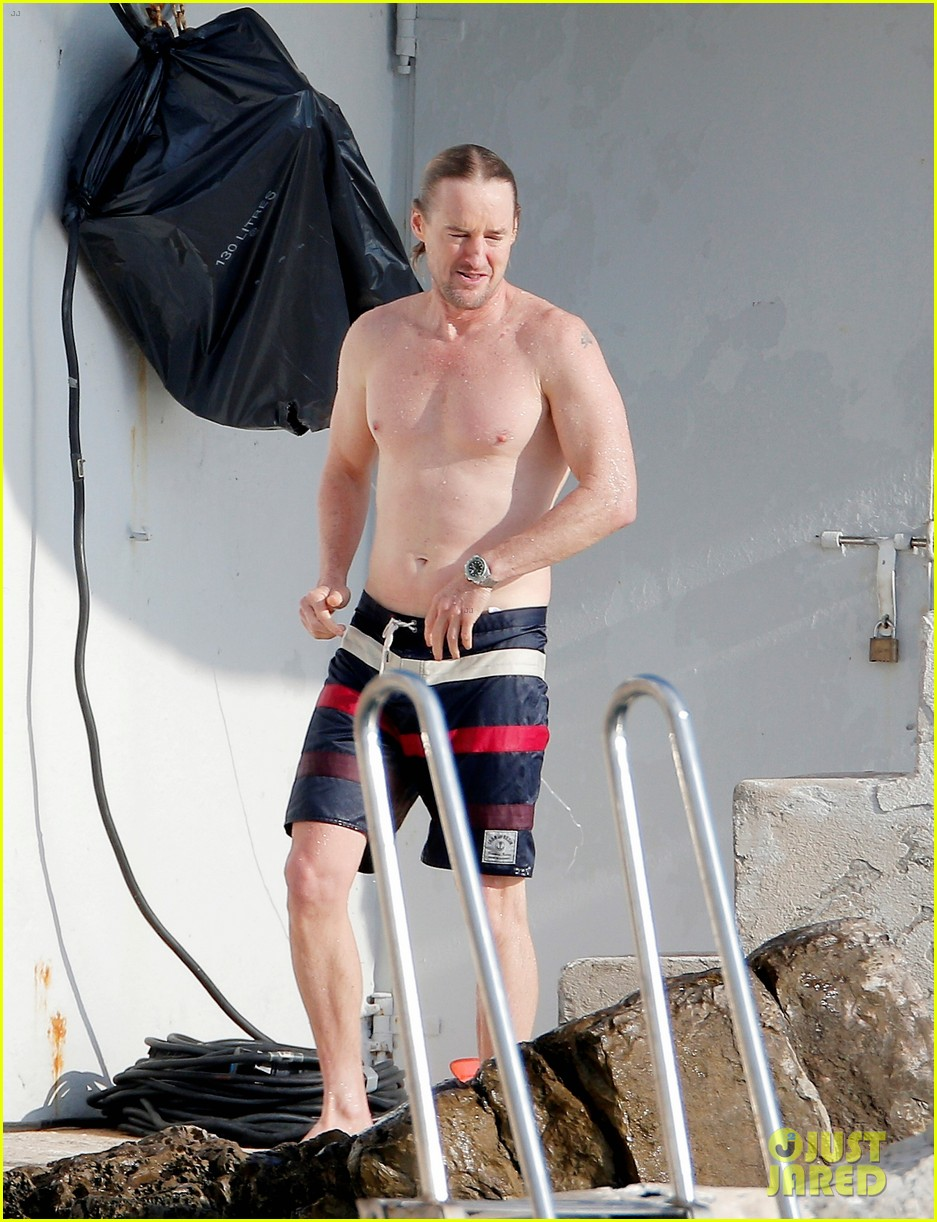 owen wilson goes shirtless bares fit bod in france 053770584