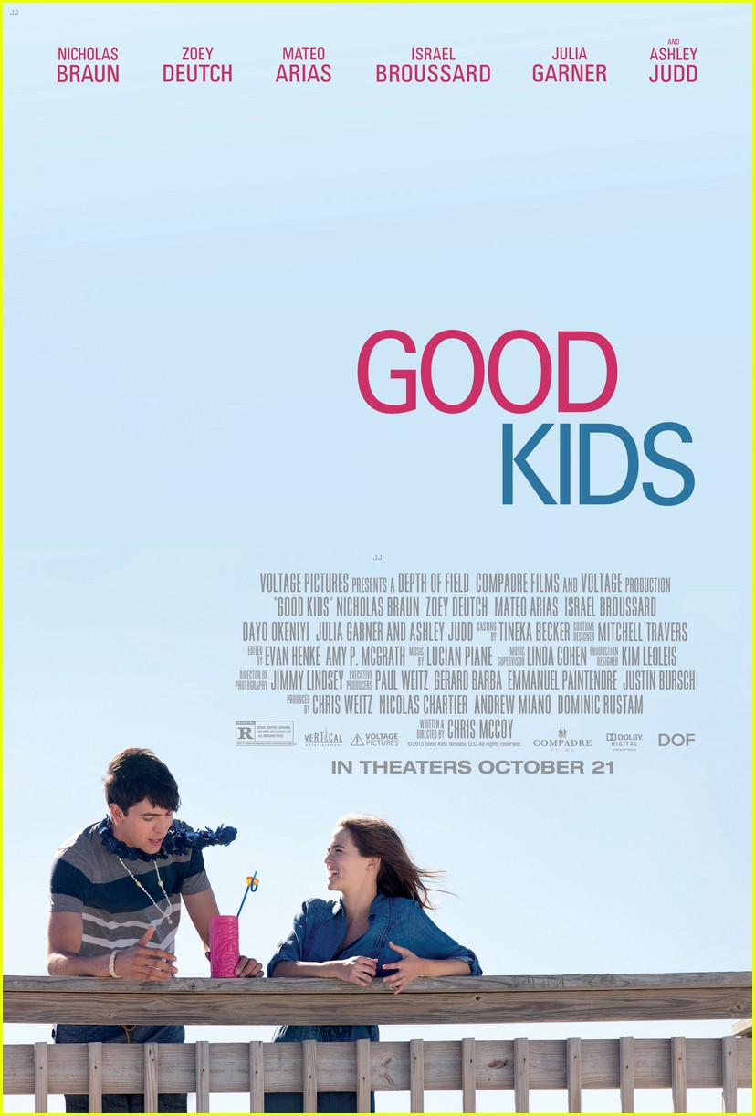 good kids exclusively share release date new poster 033766206