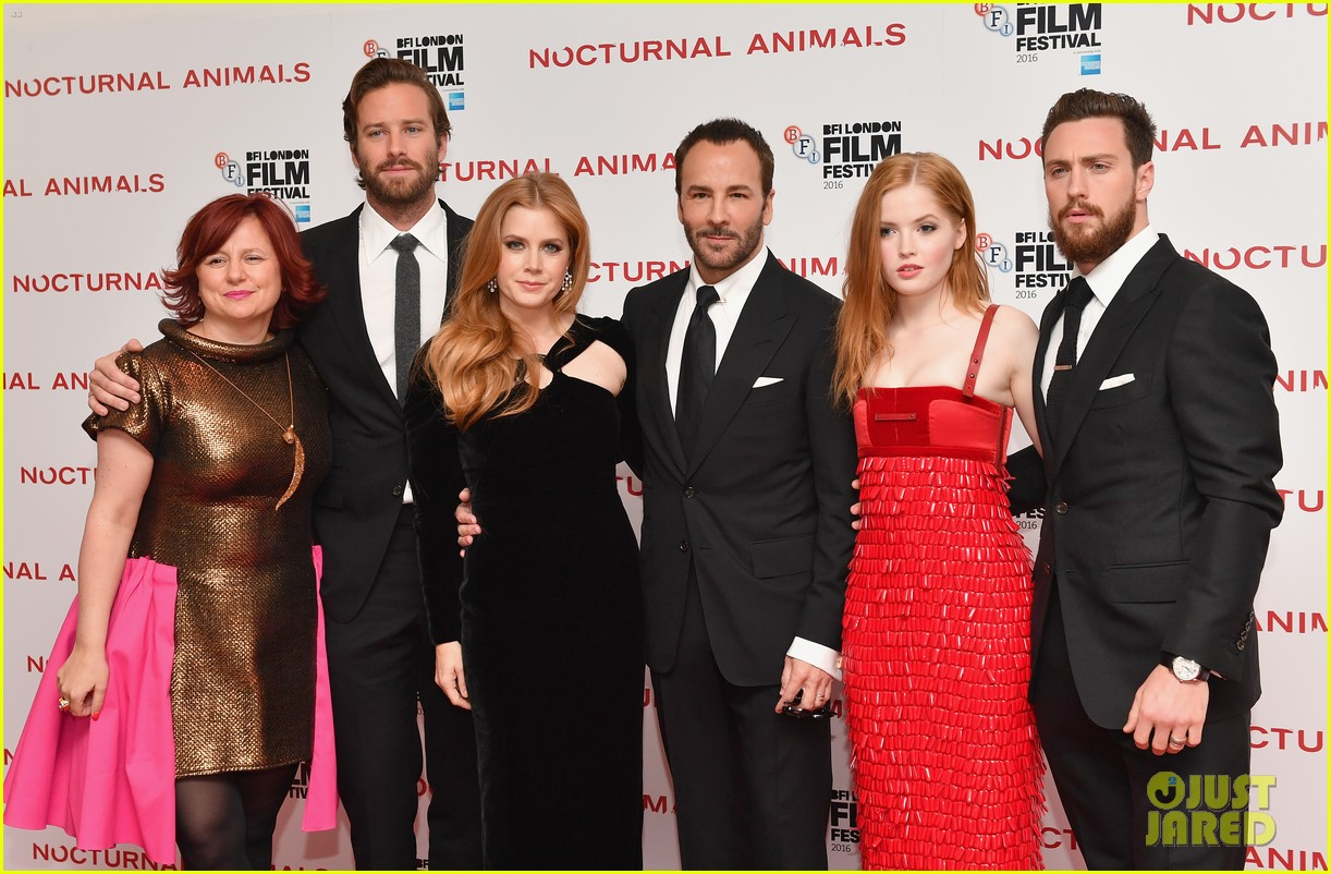 Armie Hammer Amy Adams Tom Fords nocturnal Animals Cast Premiere Film In London Chick Flicking Reviews Amy Adams Tom Fords nocturnal Animals Cast Premiere Film In