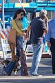 amal visits george on setmytext15mytext