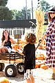 alessandra ambrosio visits a pumpkin patch with her kids 06