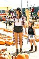alessandra ambrosio visits a pumpkin patch with her kids 17