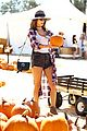 alessandra ambrosio visits a pumpkin patch with her kids 19
