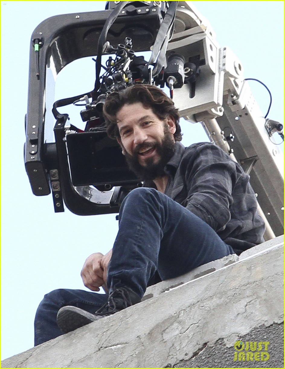 jon bernthal films stunts punisher 023784559