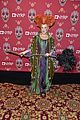 bette midler dresses up as hocus pocus for halloween 07