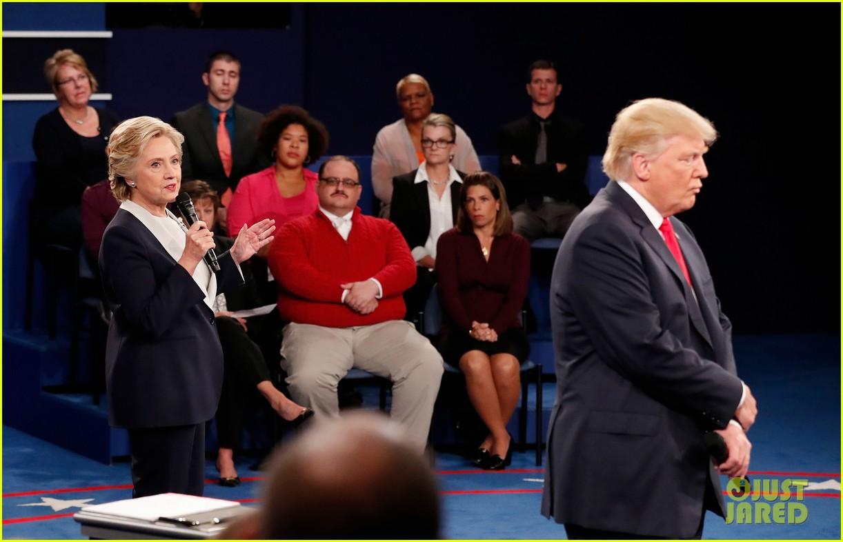 Who is Ken Bone? Viral Debate Star Explains His Red Sweater ...