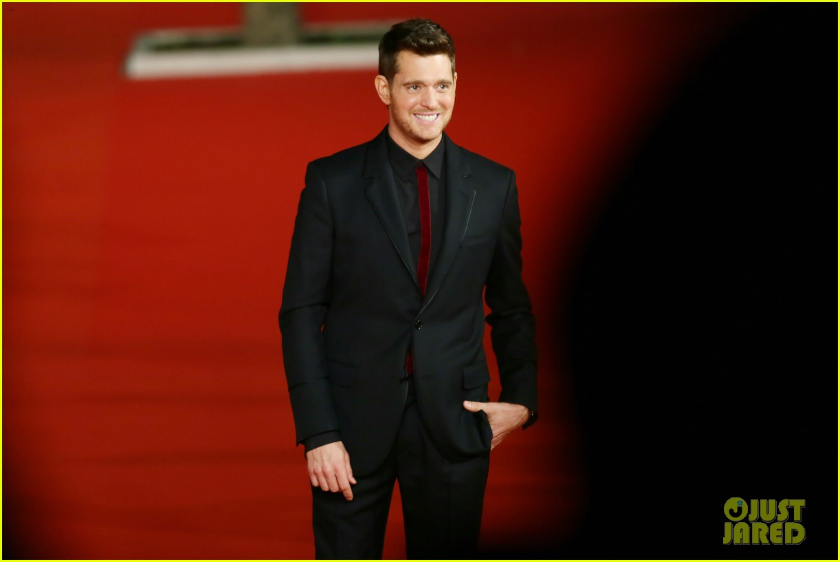 michael buble debuts official nobody but me music video 053787399