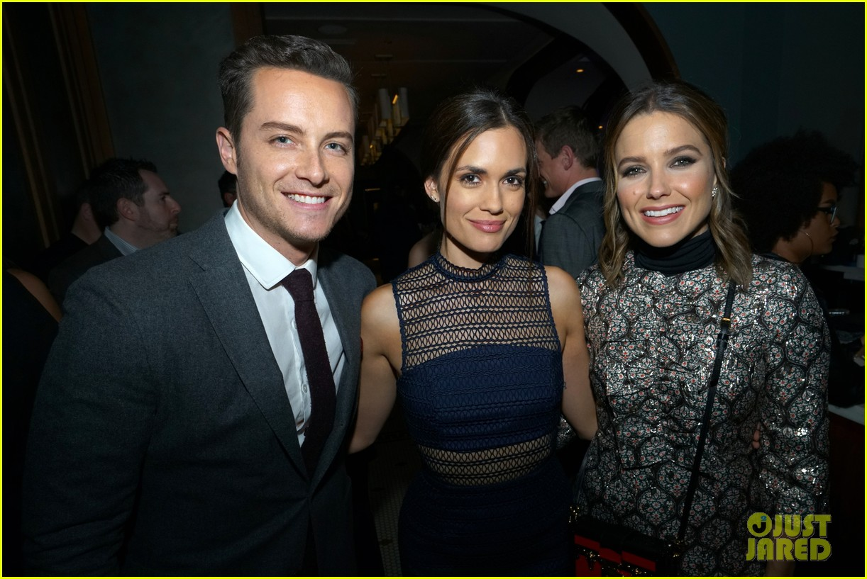 Jesse lee soffer is dating chicago med torrey devitto