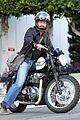 gerard butler motorcycle ride los angeles 13