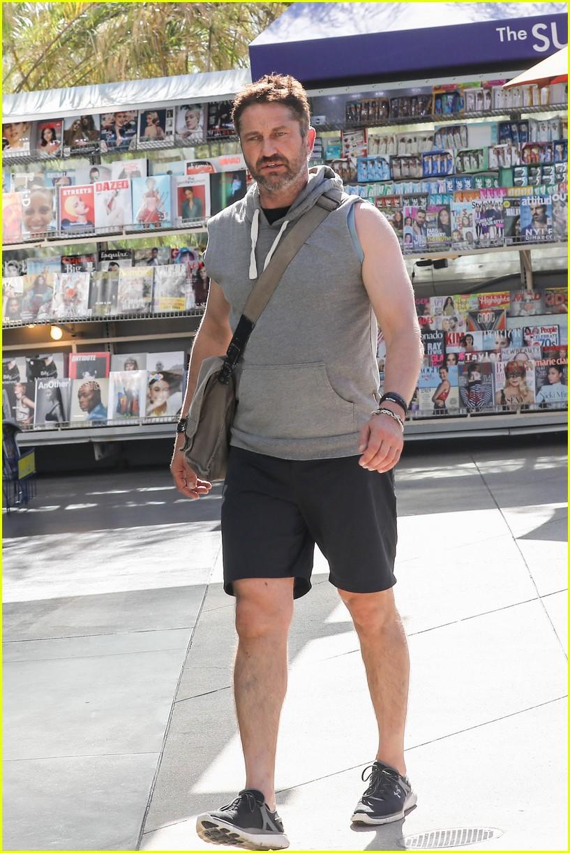 Gerry in LA October 2016 | Weirdly Obsessive Gerard Butler ... Gerard Butler 2016