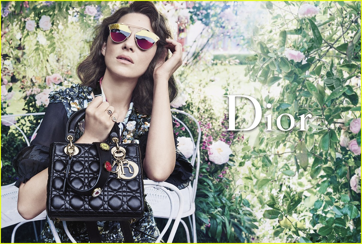 Marion Cotillard Stuns in Lady Dior's Resort 2019 Ad Campaign recommend
