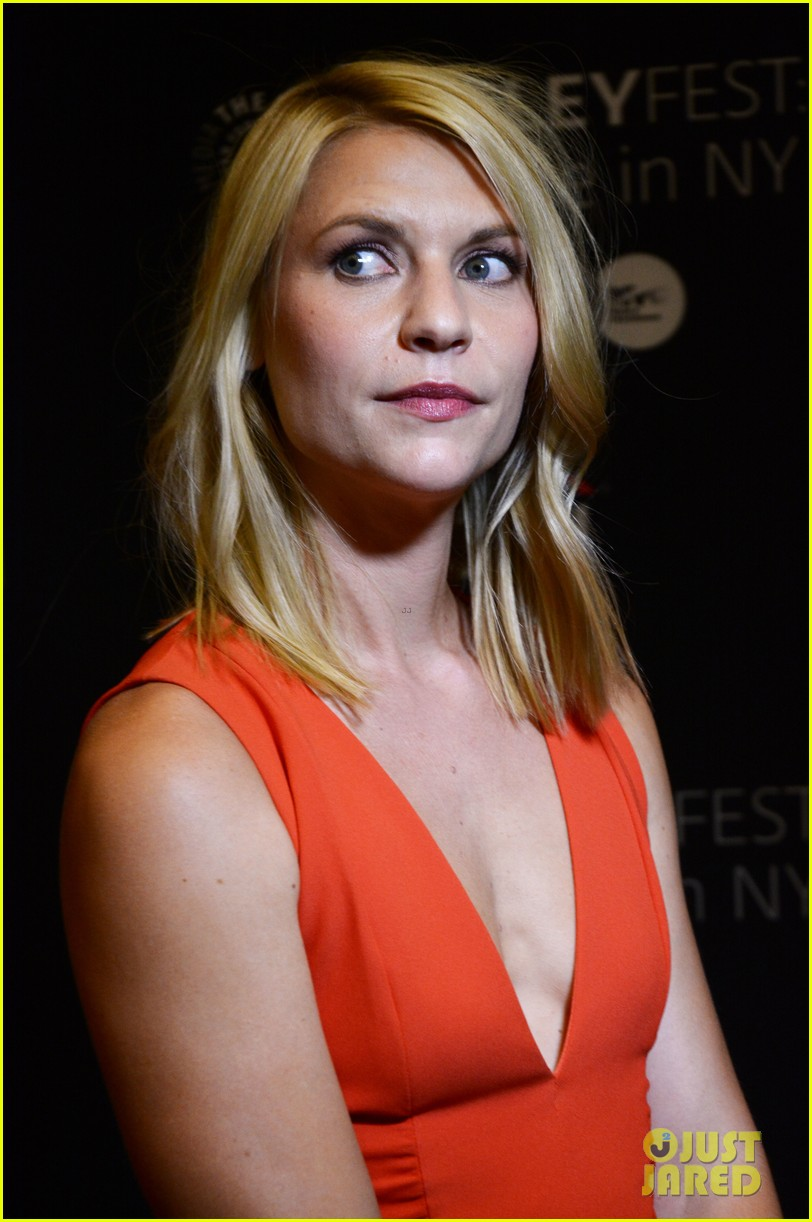 claire danes attends homeland screening at paleyfest 2016 013779887