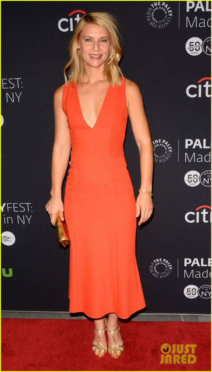 claire danes attends homeland screening at paleyfest 2016 083779894