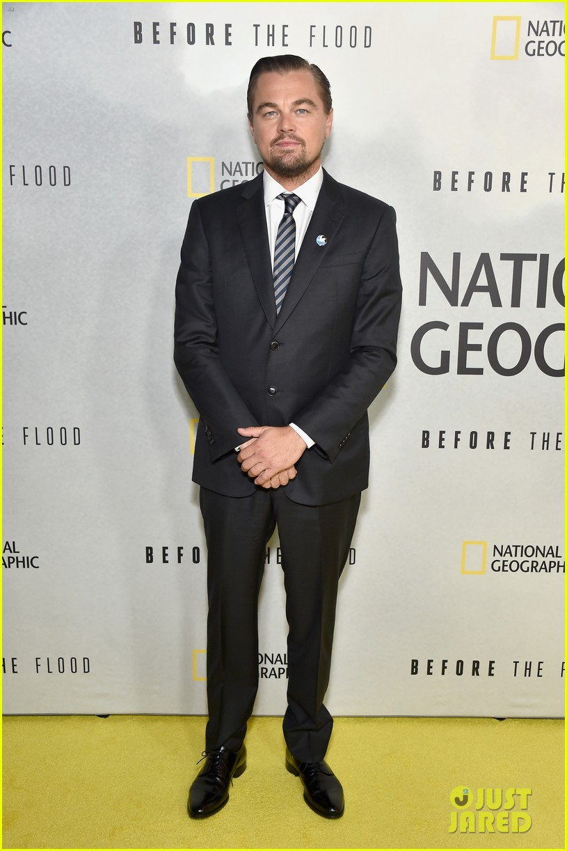 leonardo dicaprio almost drowned filming before the flood 073790304