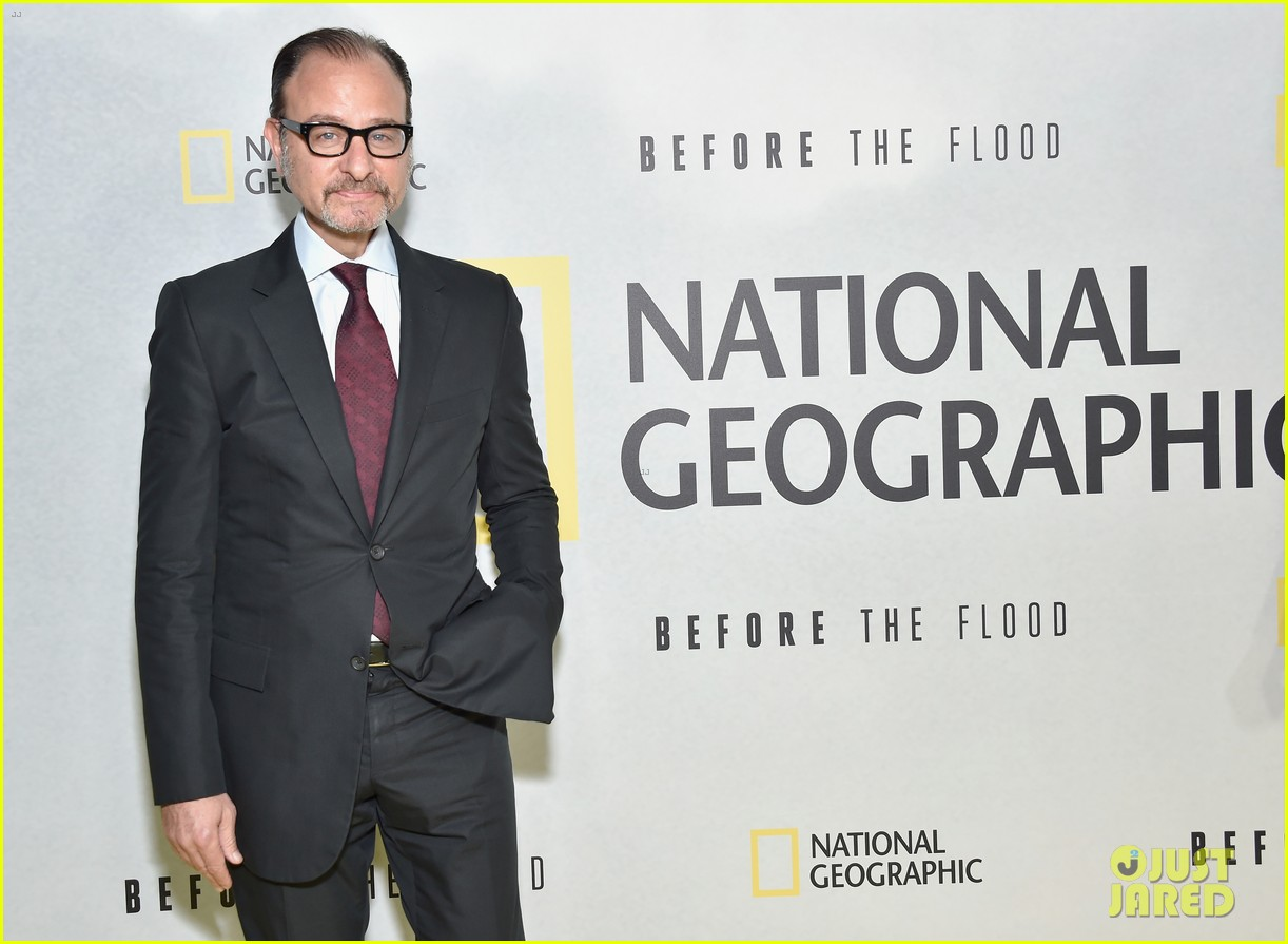 leonardo dicaprio almost drowned filming before the flood 153790312