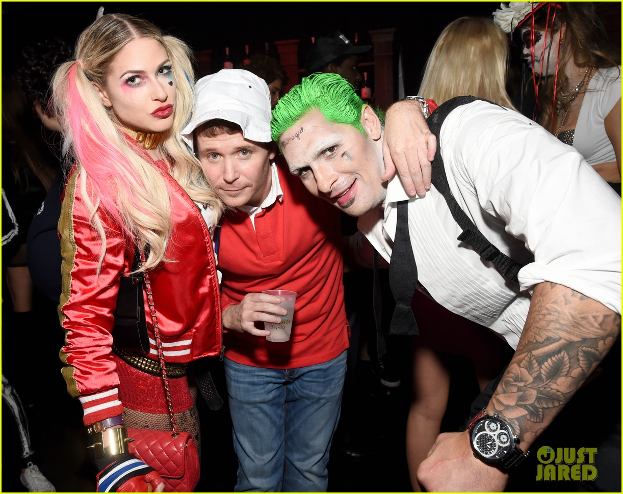 hilary duff boyfriend jason walsh casamigos halloween party 023796532