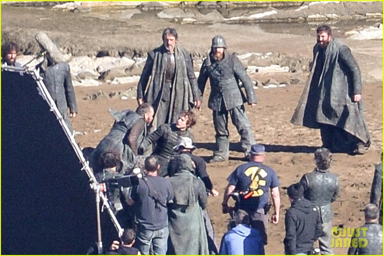game of thrones fight scene season 7 spain 423797880