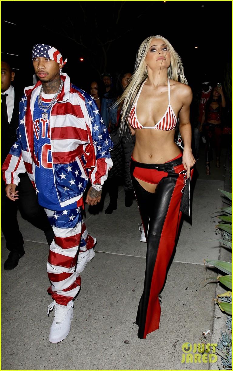 Christina Aguilera Reacts to Kylie Jenner's 'Dirrty' Halloween ...
