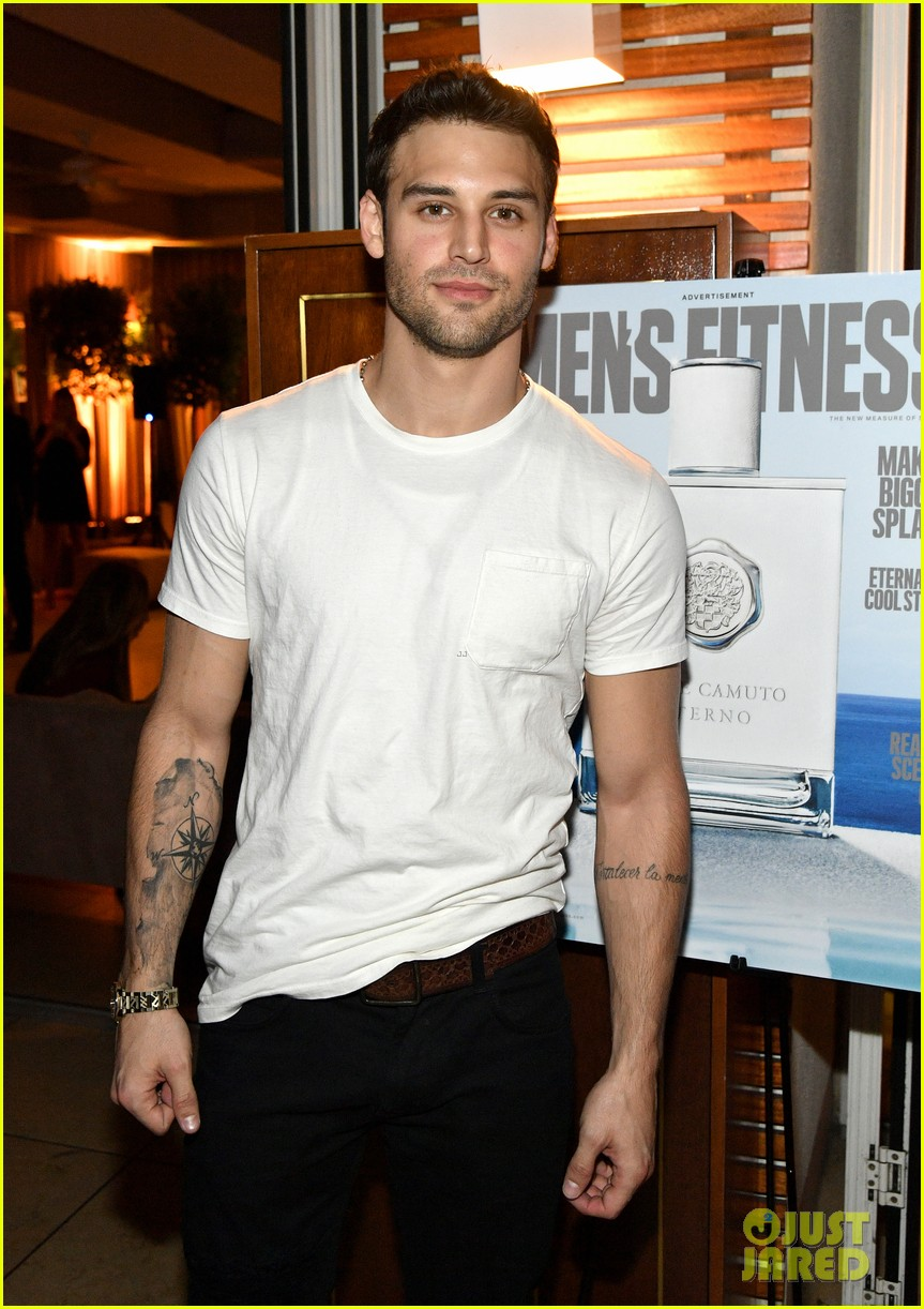joe jonas james maslow mens fitness party 03