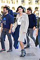 miranda kerr rocks four looks in one day for fashion week 24