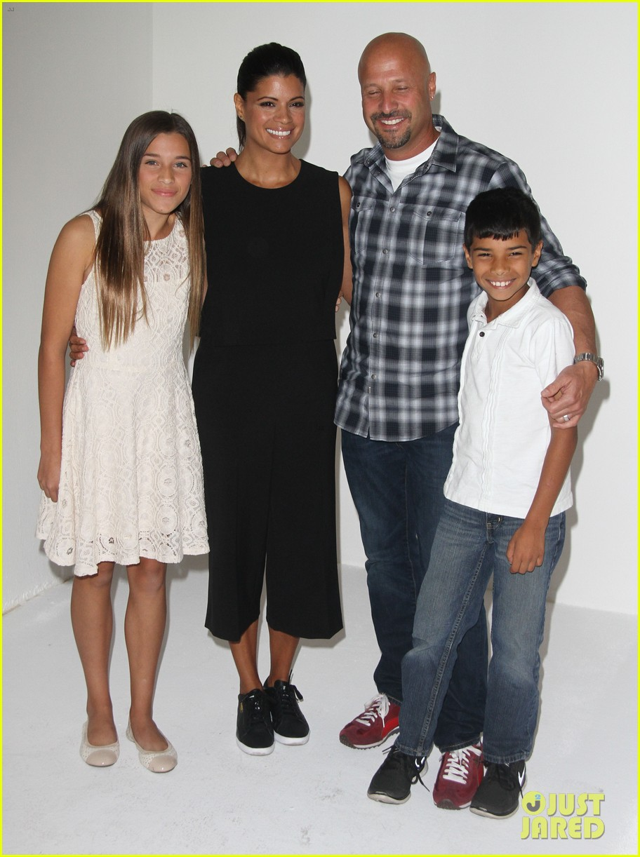 heidi klum makes it a family affair at a time for heroes 283792209