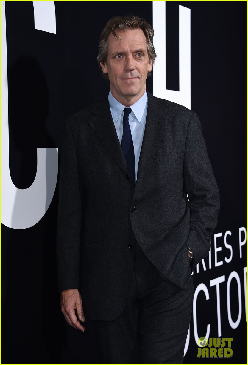 hugh laurie suits up for hulu chance premiere 033787757