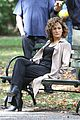 jennifer lopez shades of blue on set gunfire 09