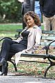 jennifer lopez shades of blue on set gunfire 13