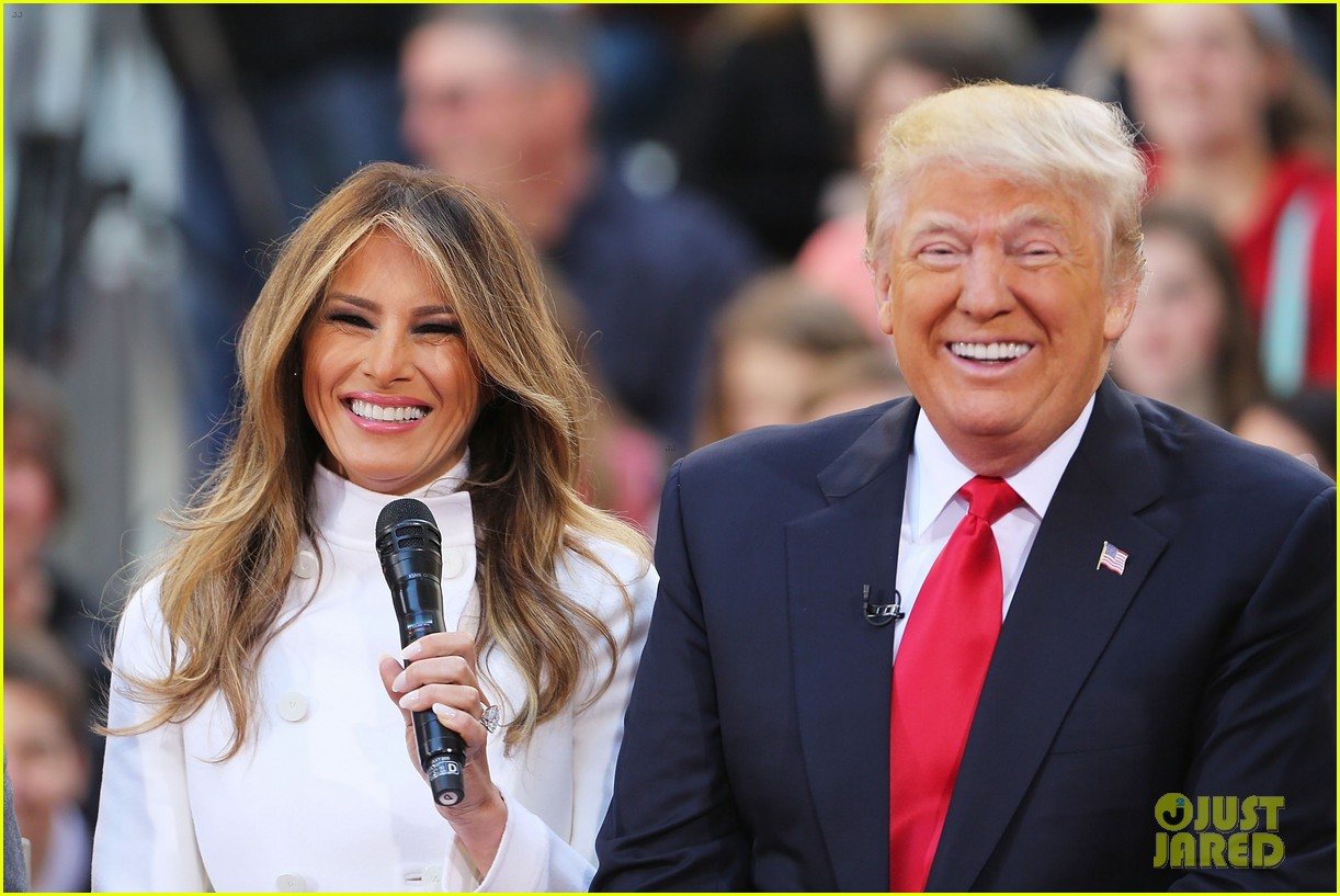 melania trump says her husbands comments are unacceptable 083780942