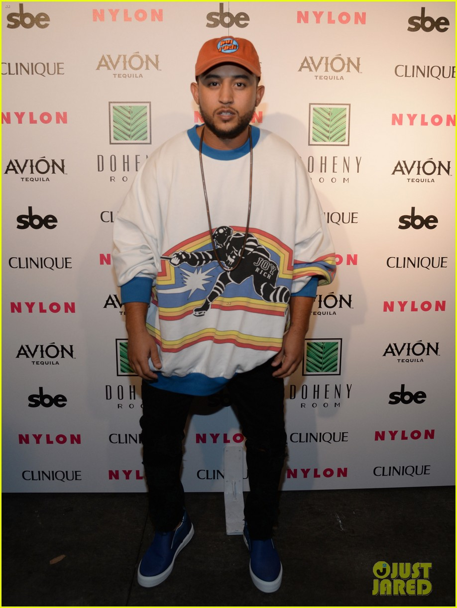 jaden smith steps out to support nylons october it girl tinashe 173785948
