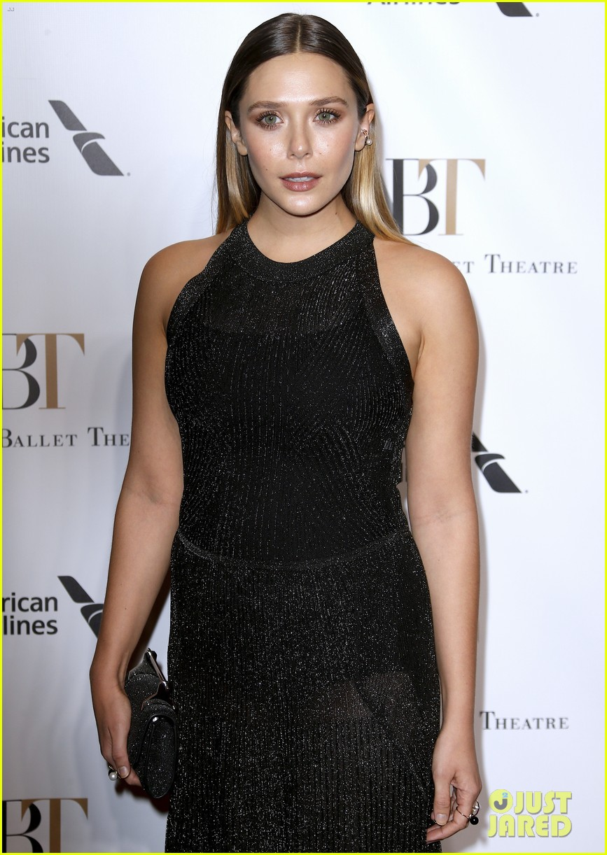 elizabeth olsen steps out at ballet fall gala 043790990