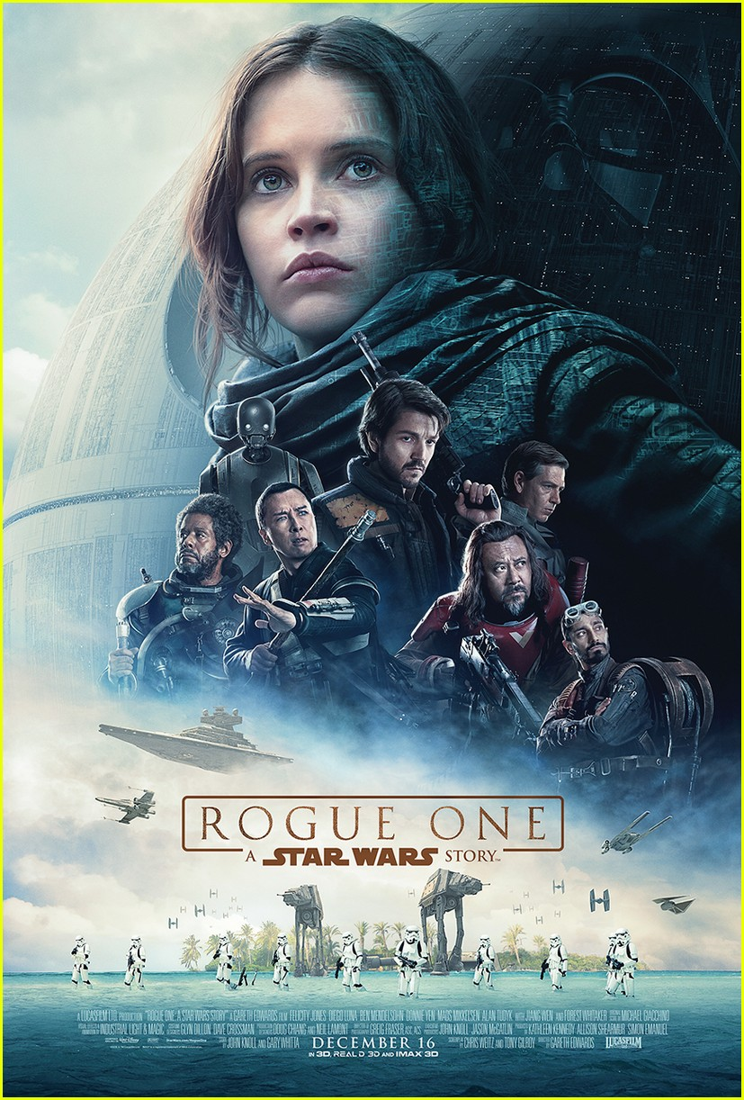 star wars rogue one announces new trailer and poster 013783898