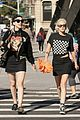 kristen st vincent grab lunch together in nyc01818mytext