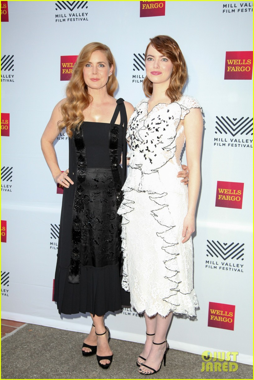 emma stone amy adams celebrate mill valley film fest opening night 043779978