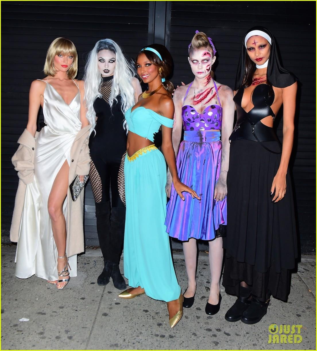 Victoria\'s Secret Angels Dress Up for Halloween Weekend 2016!: Photo ...