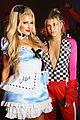 sofia richie josh hutcherson attend treats mag halloween party 29