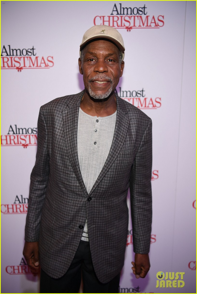 Almost Christmas Actor Omar.Gabrielle Union Celebrates Birthday At Almost Christmas