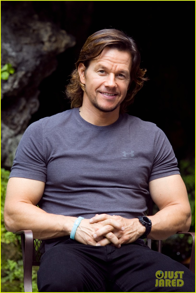 Mark Wahlberg Eats So Much Food to Stay in Shape for ... Mark Wahlberg