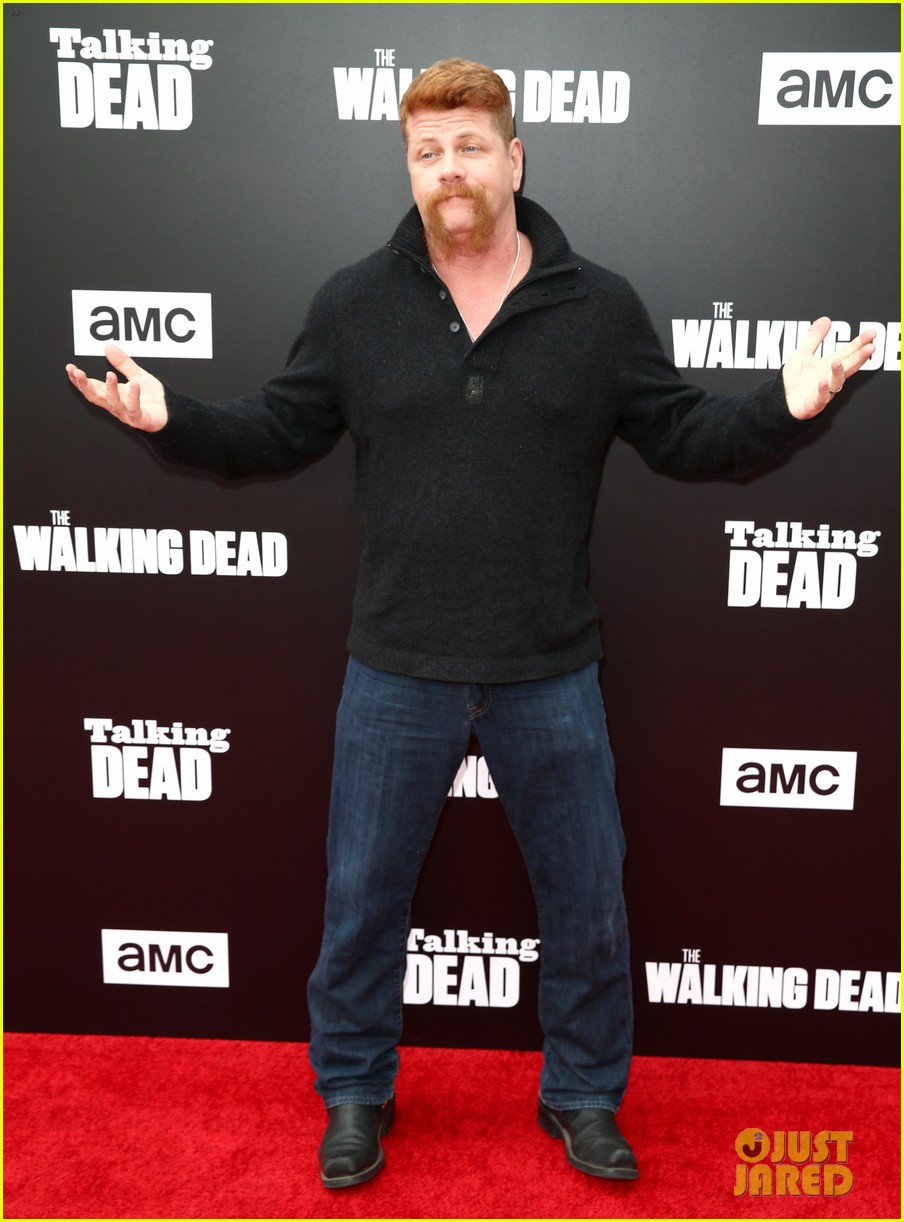 the walking dead cast gathers to talk about season 7 173792010