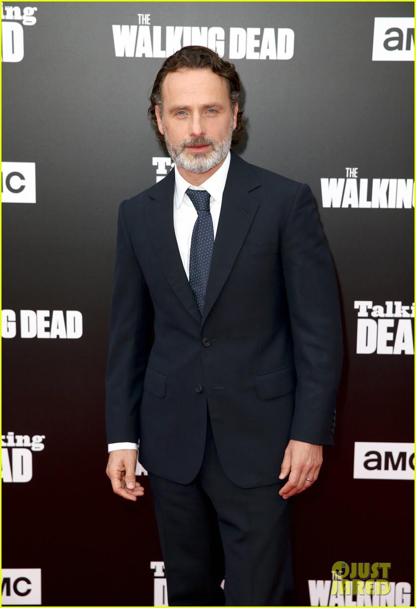 the walking dead cast gathers to talk about season 7 203792013