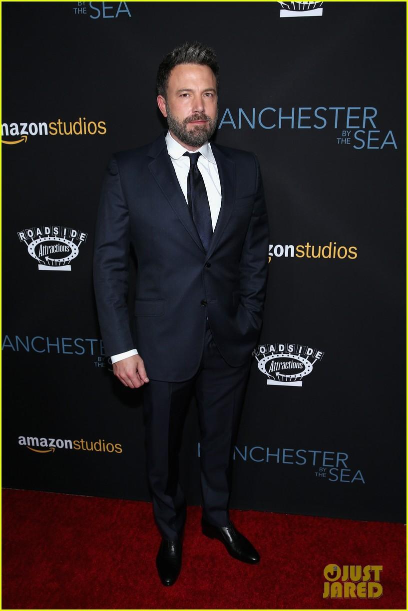 Ben Affleck Supports Brother Casey & Bestie Matt Damon At