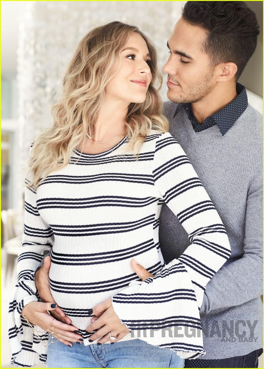 alexa carlos penavega fit pregnancy and baby cover 013809999