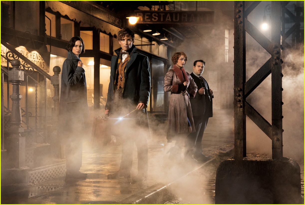 fantastic beasts and where to find them cast 033811723