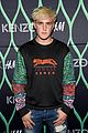 selma blair brings adorable son to kenzo hm event 14
