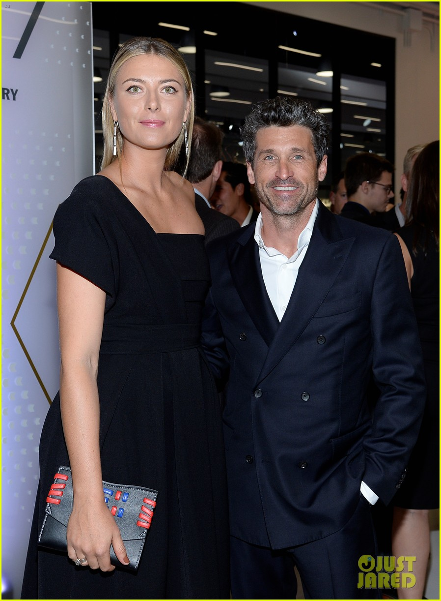patrick dempsey says he wife jillian have gotten steamy creative in his cars 023810321