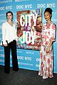 emma watson thandie newton show support city of joy premiere 01