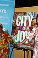 emma watson thandie newton show support city of joy premiere 13