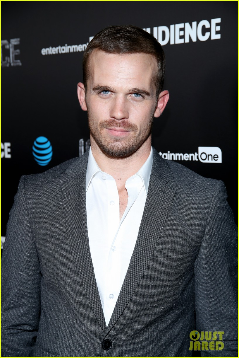 cam gigandet brings new series ice to hollywood watch trailer 053805650